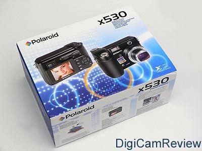 Digicamreview Com Polaroid X530 Foveon Review