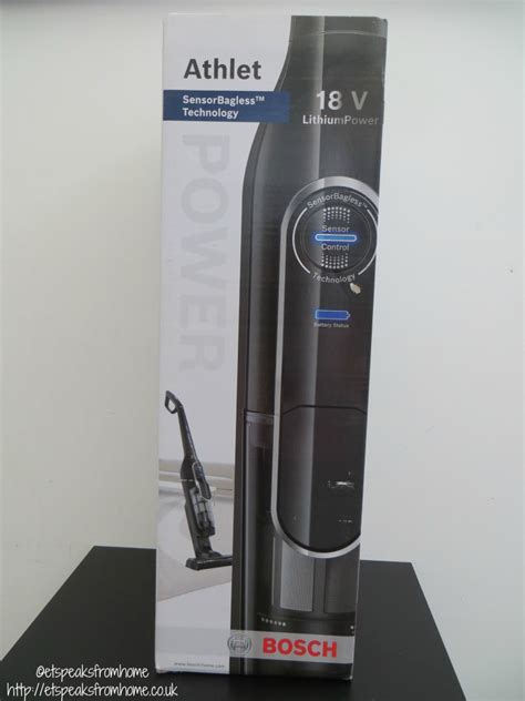 Daftar Vacuum Cleaner Bosch bosch athlet cordless vacuum cleaner review et speaks