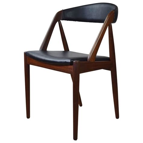 Kristiansen Dining Chairs Model 31 Dining Chair By Kai Kristiansen For Schou
