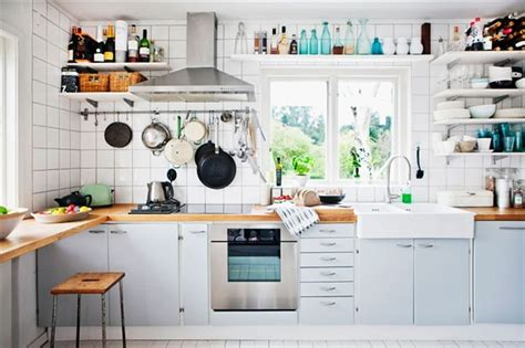 35 bright ideas for incorporating open shelves in kitchen 35 bright ideas for incorporating open shelves in kitchen