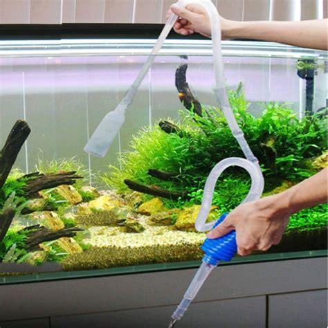 2017 aquarium clean vacuum water change changer gravel