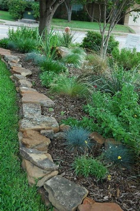 Border Garden Ideas 588 Best Garden Edging Ideas Images On