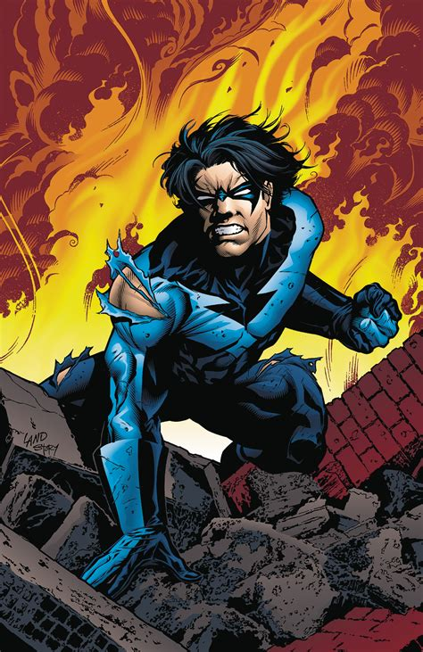 libro nightwing tp vol 1 apr170434 nightwing tp vol 06 to serve and protect previews world
