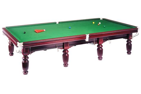 sovereign snooker table