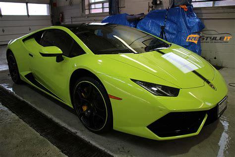lime lamborghini lime green lamborghini huracan vehicle customization