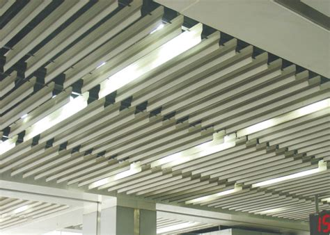 Linear Metal Ceiling Suspended Linear Metal Ceiling Images Images Of