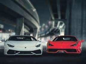458 Vs Lamborghini 458 Italia Vs Lamborghini Hurac 225 N