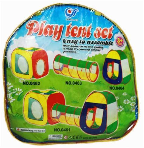 Tenda Anak Unik bermain di alam terbuka dengan tenda unik dan lucu circle
