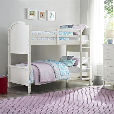 dorel bunk bed dorel vivienne white bunk bed fa1010bb