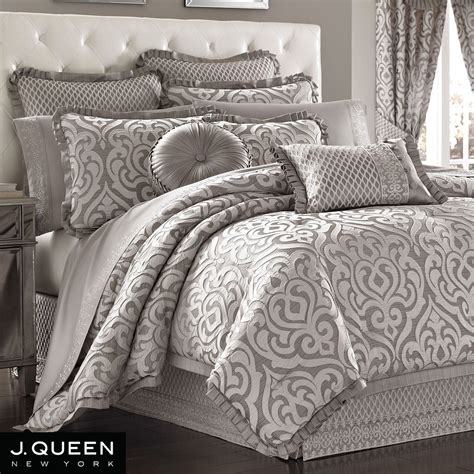 babylon scroll comforter bedding by j new york