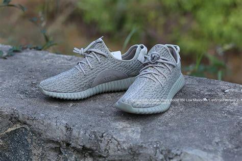 Adidas Yeezy Putih Premium Quality best quality adidas yeezy boost 350 low moonrock confirmed