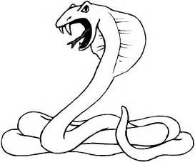 snake coloring pages az coloring pages