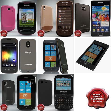 Samsung V1 samsung phones v1 3d model