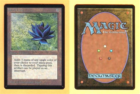 high res magic card template black lotus nm c x1 beta mtg nm ccghouse magic ebay