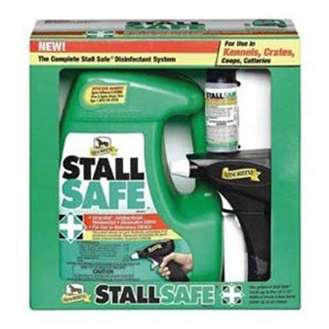 absorbine® stall safe® disinfectant and sanitizer | hc
