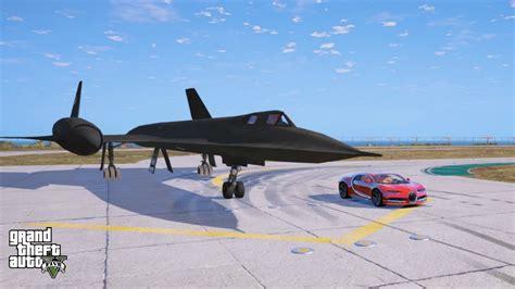 bugatti jet gta 5 bugatti chiron vs fighter jet