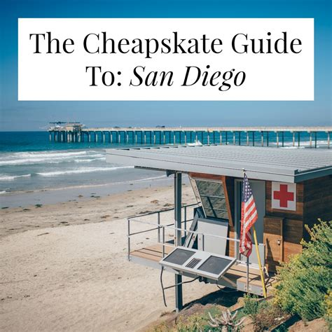the cheapskate guide to san diego yes and yes bloglovin