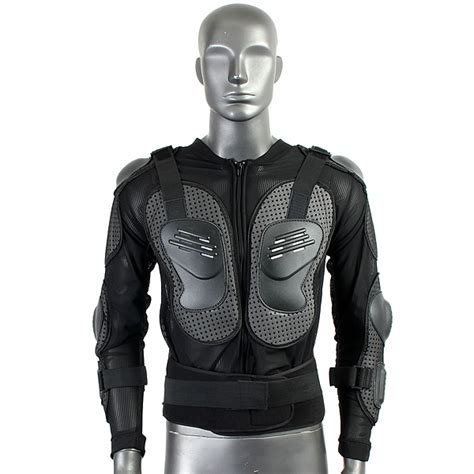Motorcycle Bike Full Body Armor Jacket   Alex NLD