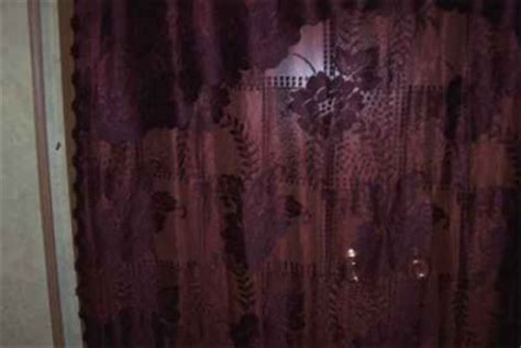 Burgundy Lace Valance 3 Heavy Vintage Burgundy Lace Curtains And Valances Free