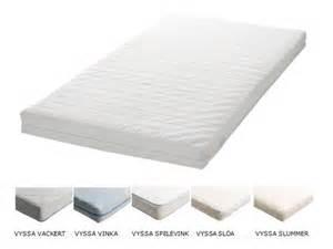 ikea recalls 169 000 vyssa crib mattresses due to risk of
