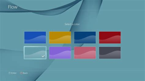 new themes coming to ps4 big changes coming in playstation 4 s 2 0 firmware ign