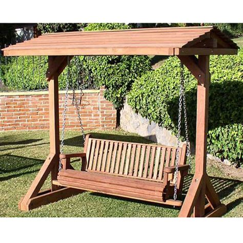swing patio how to build n a frame swing on pinterest porch swings
