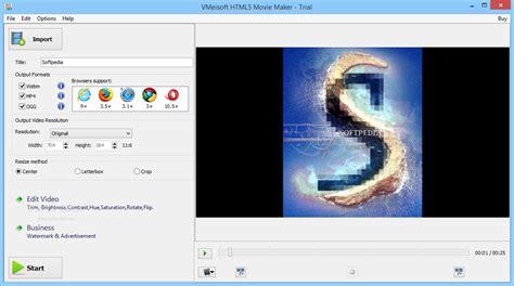layout maker html5 vmeisoft html5 movie maker download