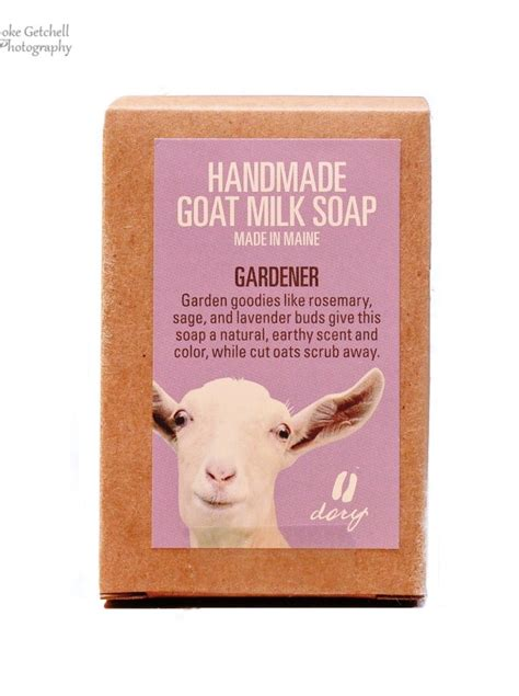 Handmade Goats Milk Soap - goat milk soap gardener 5 oz bar handmade 5 95 via