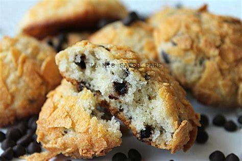 biscotti in casa biscotti morbidi fatti in casa con gocce di cioccolato