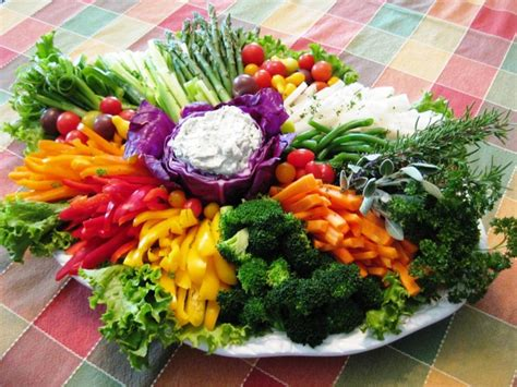 vegetable tray ideas to make vegetables look more attractive pinteres