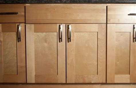 shaker doors for kitchen cabinets photos natural maple shaker style cabinet doors google