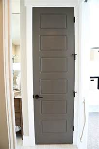 What Paint To Use On Interior Doors Choosing Interior Door Styles And Paint Colors Trends
