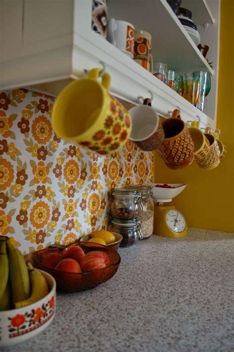 50s Kitchen Cabinets Best 25 1970s Kitchen Ideas On Pinterest 1970s Kitchen