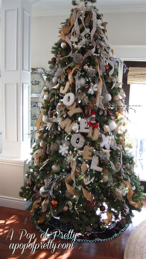 how to put ribbon on christmas tree how to add ribbon to a tree trees trees and