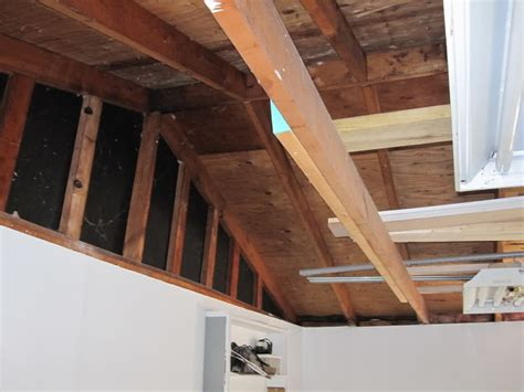 insulation for garage ceiling insulate garage ceiling open rafters the better garages how to insulate garage ceiling ideas