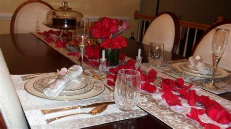 como decorar unos 15 años 191 como dar ambiente de cena rom 225 ntica a una mesa