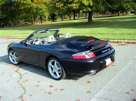 grey porsche 911 convertible 2002 porsche 911 carrera cabriolet black gray rennlist