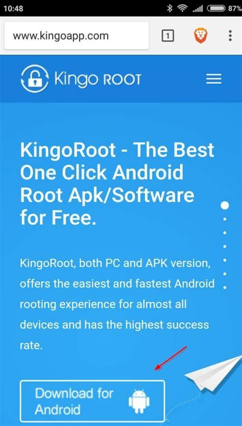 kingoapp apk le migliori app per root android senza pc
