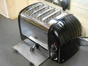Dualit New Gen Toaster Superb Dualit New Gen 4 Slice Gloss Black Polished Four