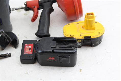 Ridgid Plumbing Snake by Ridgid Plumbing Snake Dewalt And Milwaukee Batteries And