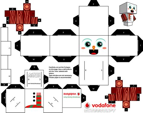 Papercraft Snowman - 1000 images about papercrafts on papercraft