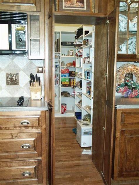 Open Door Pantry by Ingenious Pantry Idea