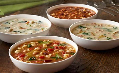 7 Things You Never Knew About Olive Garden Straight From Olive Garden Vegetable Soup