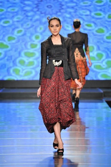 Dress Simply Hitam 17 best images about batik baju tradisional on