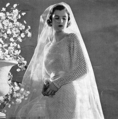 Vintage Wedding Dresses 1930 S by Vintage Wedding Dresses 1930 S