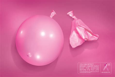 mammary tumor pictures most creative breast cancer awareness ads