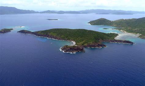 Vans Island jost islands caribbean