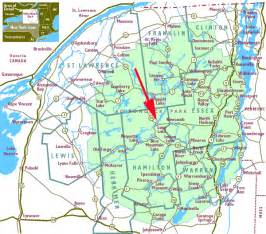 Adirondack State Park Map by Similiar Map Of Ny State Adirondacks Keywords