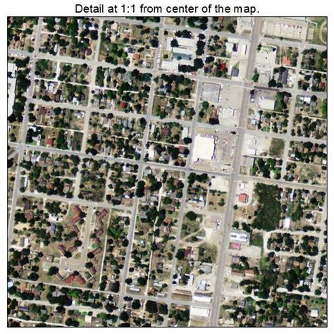 falfurrias texas map aerial photography map of falfurrias tx texas