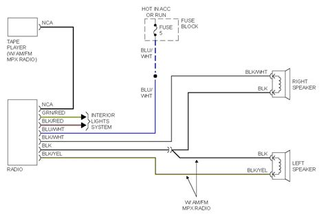 pin mitsubishi stereo wiring diagram on
